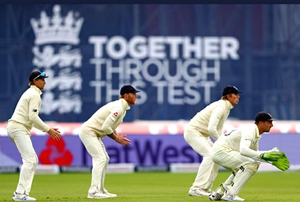 England cricket board reports big loss in 2020-21 due to Covid-19. Credit: ECB