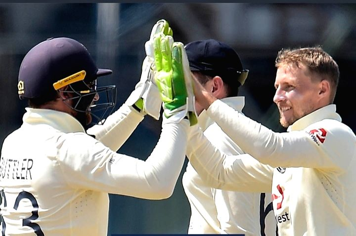 England defeated Sri Lanka by six wickets in the second Test to seal the two-match series 2-0. Needing 164 to win, the English faltered when reduced to 89 for four. But opener Dominic Sibley and No. 6 Jos Buttler shared an unbeaten 75-run partnership