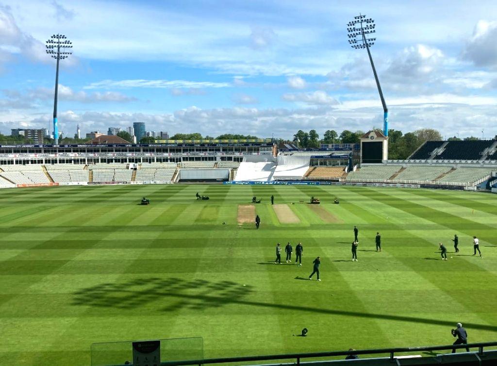 England-NZ Edgbaston Test to have 18,000 fans on first 3 days.