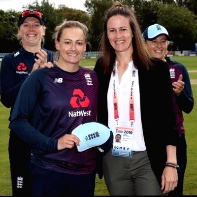 England's Laura Marsh retires from all forms of cricket.