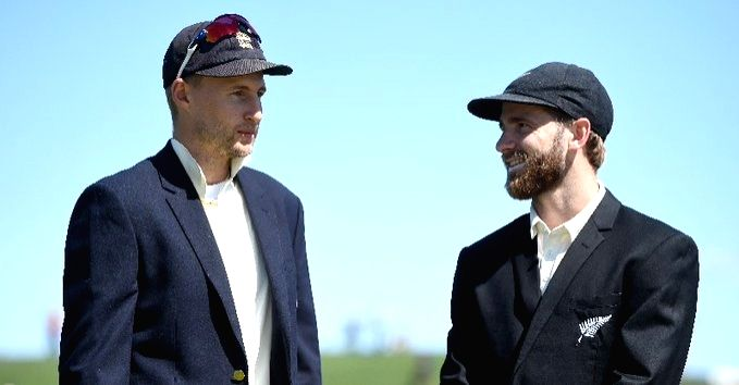 England to start summer with two-Test series against Black Caps.
