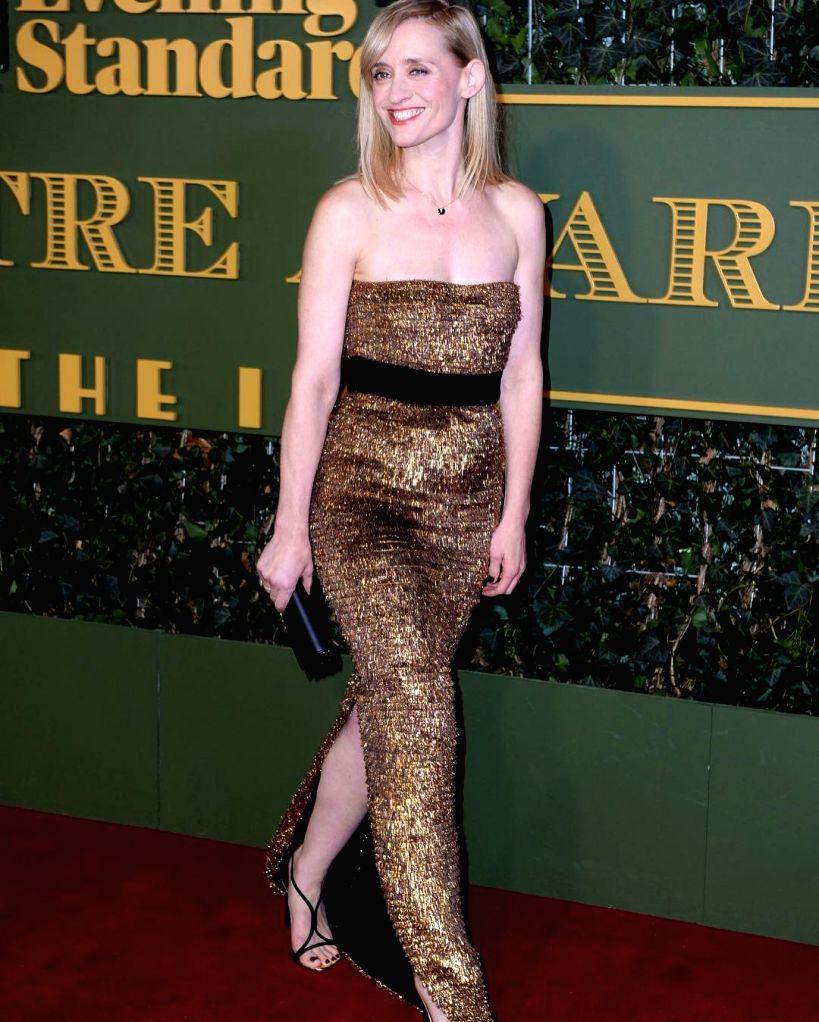 English actress Anne-Marie Duff .(photo:Instagram) - Anne-Marie Duff