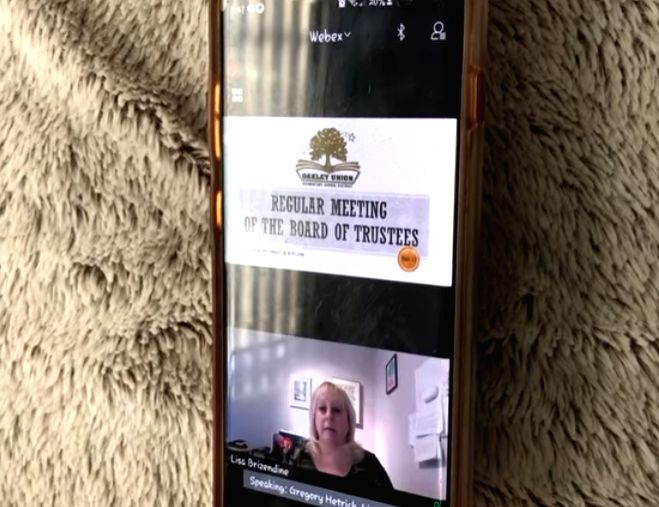 Entire California school board resigns as video call goes viral.(photo:https://www.theverge.com)