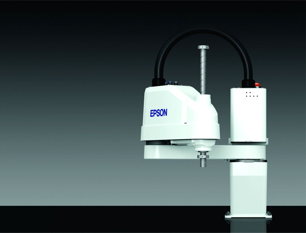 Epson's T6 SCARA Robot.