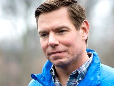 Eric Swalwell. (Photo: Twitter/@ericswalwell)