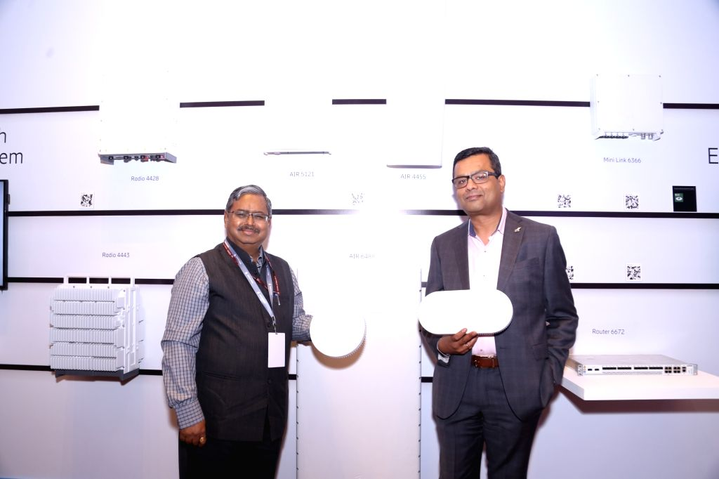 Ericsson launches customised network solutions for Indian market