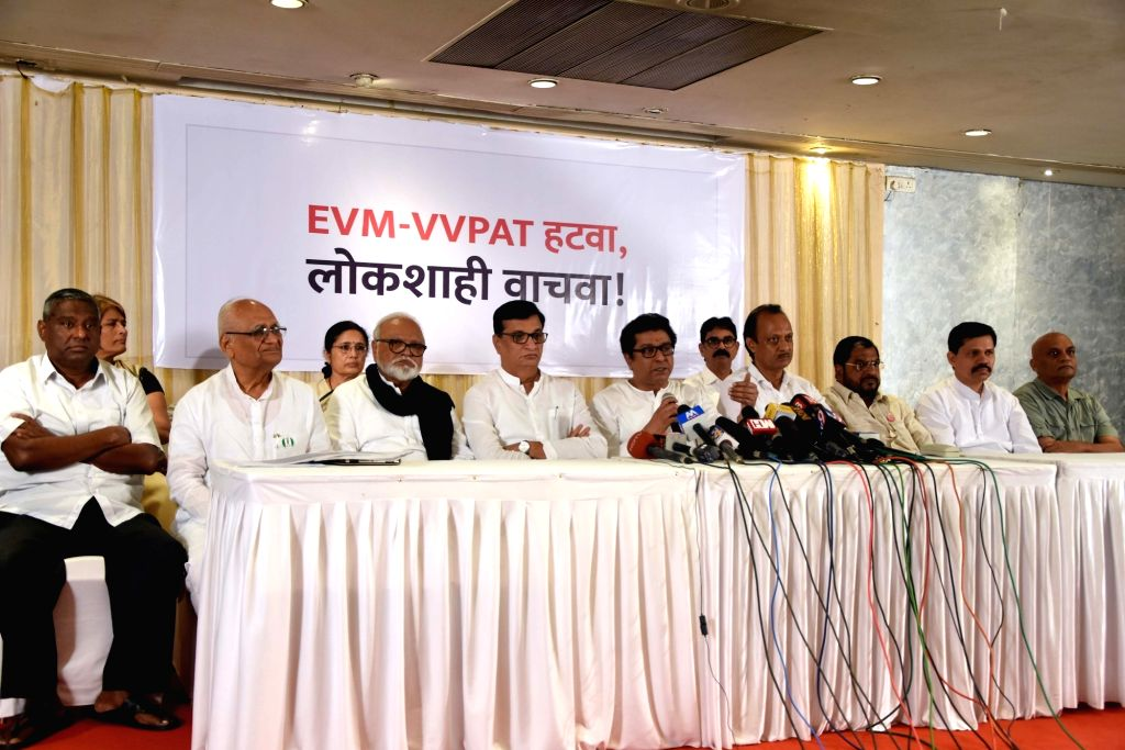 ers of All Maharashtra Opposition parties - Raj Thackeray (Maharashtra Navnirman Sena), Jayant Patil (Shetkari Kamgar Party), B. G. Kolse Patil (Janta Dal), Chhagan Bhujbal (NCP), ... - Jayant Patil, Raju Shetty, Kapil Patil and Prakash Reddy