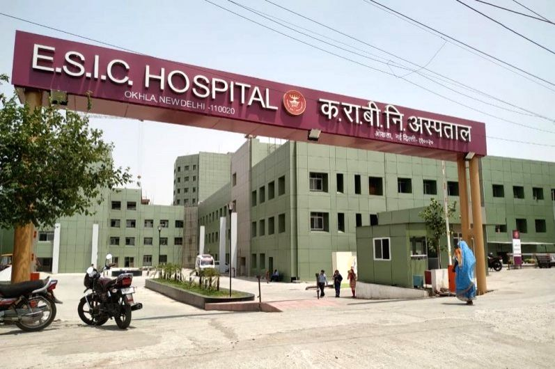 ESIC sets up oxygen generation plants in its Delhi, NCR hospitals.