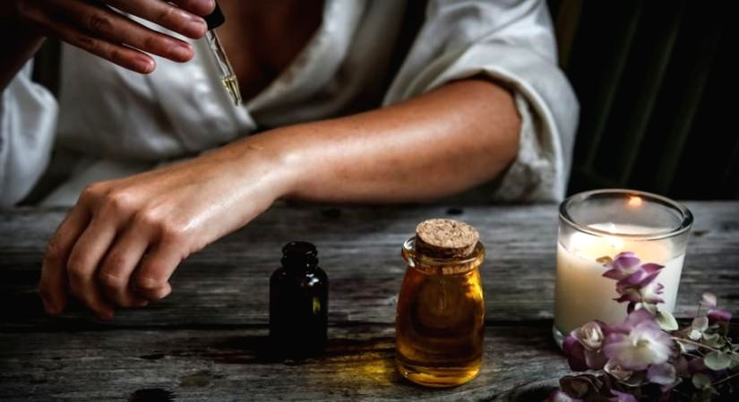 Essential oils deserve to be a staple in your house.