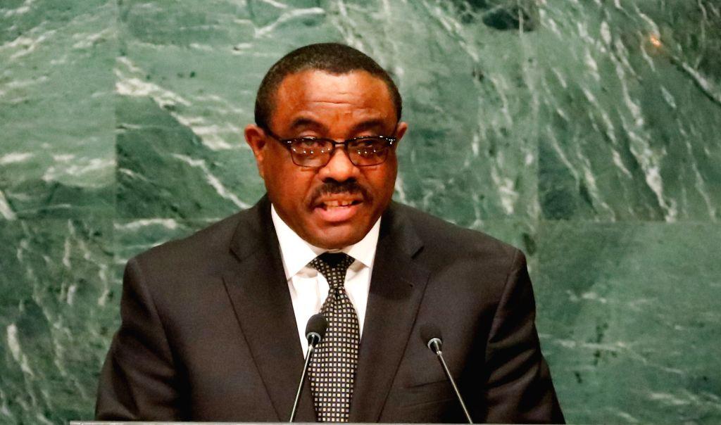 Ethiopia Prime Minister Hailemariam Desalegn. (File Photo: IANS) - Hailemariam Desalegn