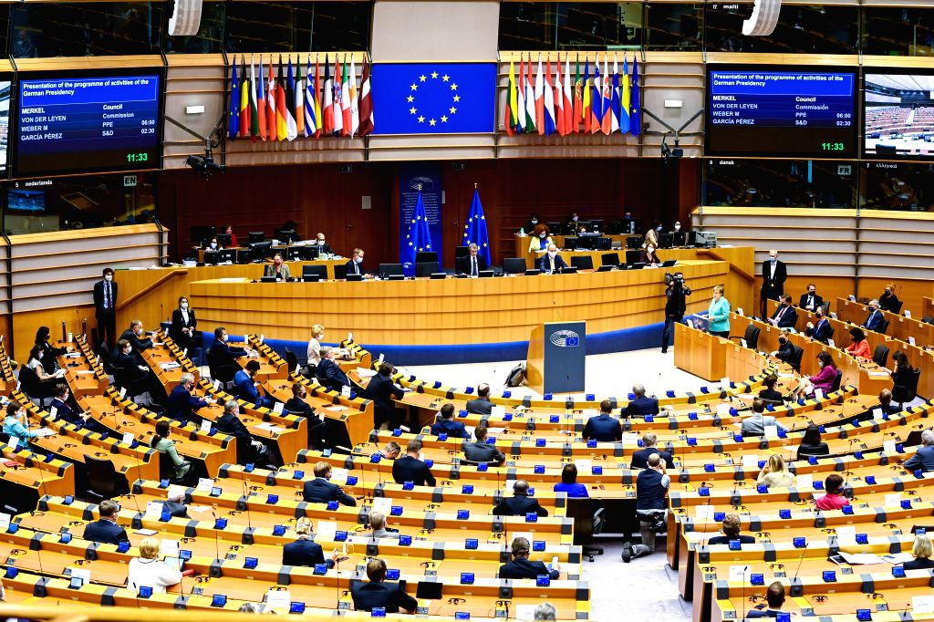 EU adopts regulation to allow quick development of COVID-19 vaccine