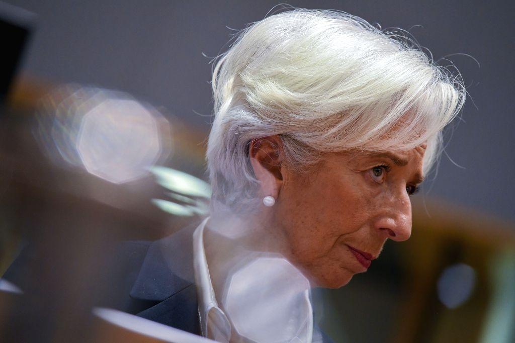 European Central Bank announces $817 bn stimulus plan