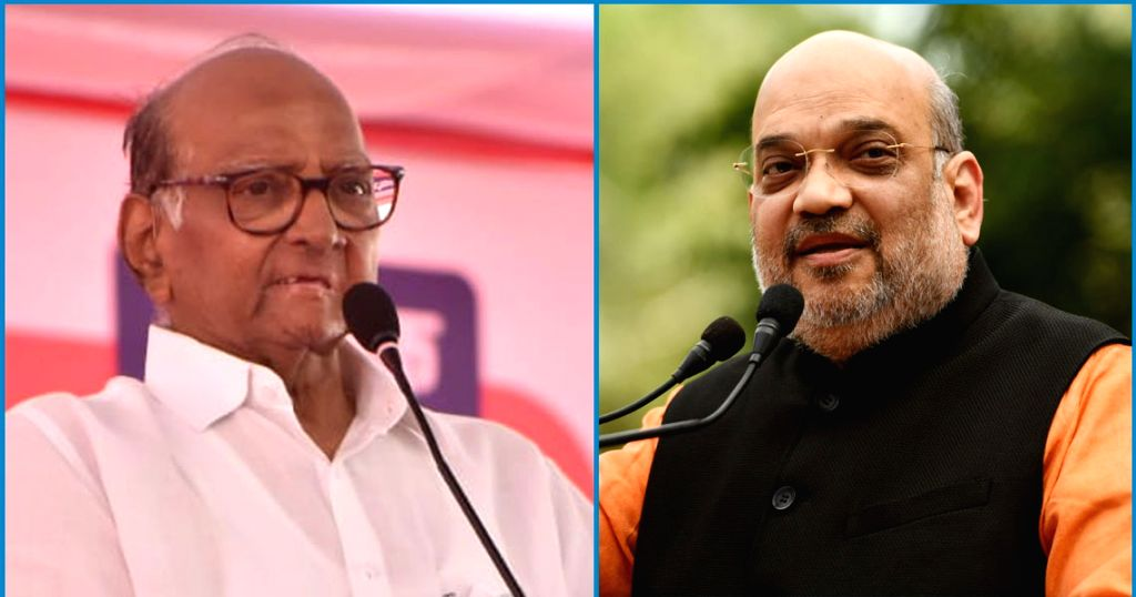 Everything cannot be made public: Shah on 'meeting' Sharad Pawar