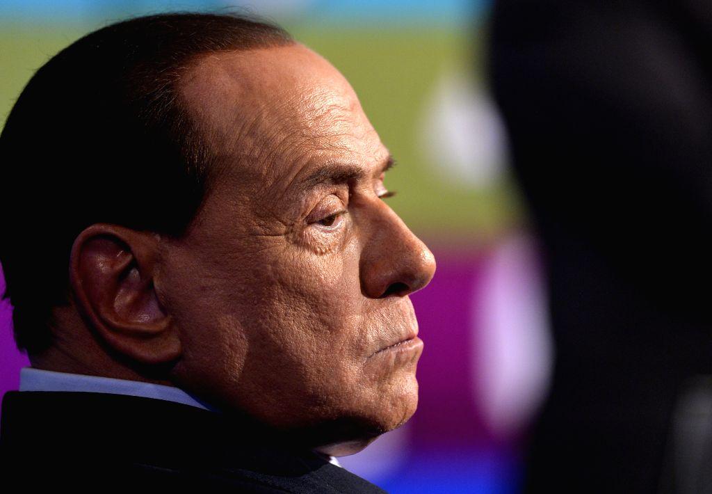 Ex-Italian PM Berlusconi tests Covid-19 positive