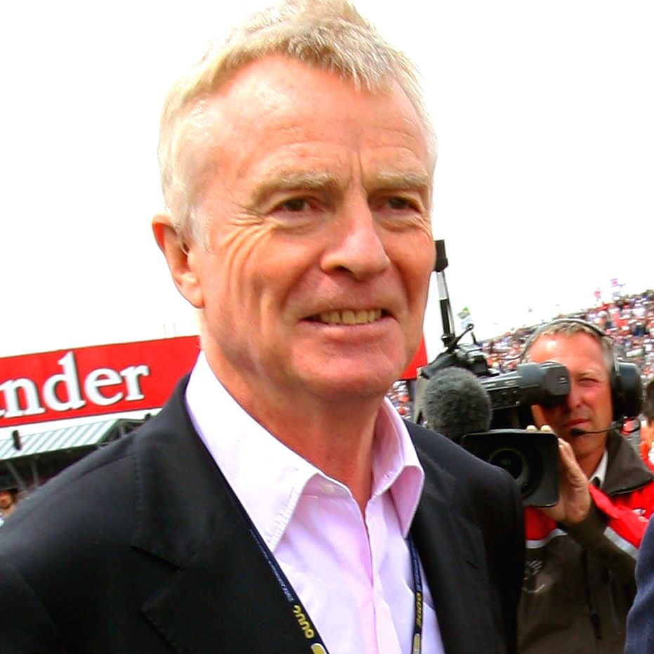 Ex-motorsport governing body president Max Mosley passes away.