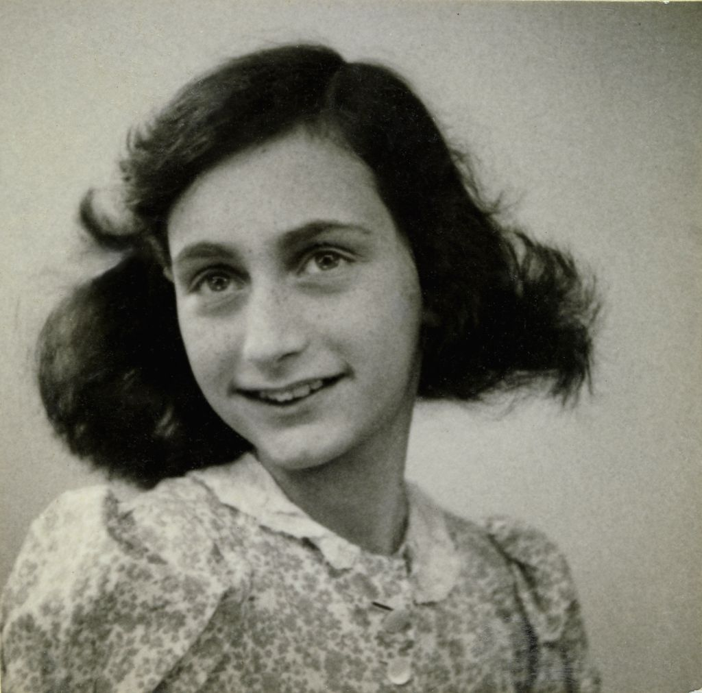 Exhibits from the Anne Frank exhibition. (Photo Credit: India International Centre)