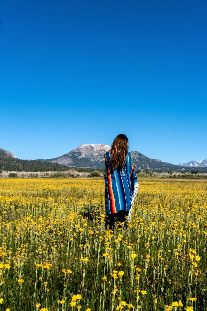 Experience the Californian outdoors in Mammoth Lakes.