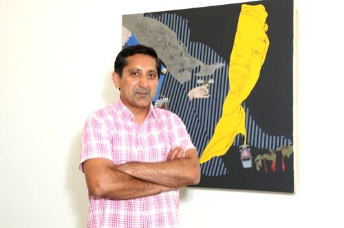 Explorer of Peripheries - Praneet Soi.