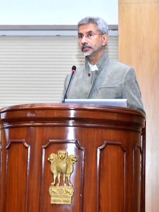 """External Affairs Minister S. Jaishankar addresses a symposium on """"Scope of Science of Ayurveda in Global Health"""", organised by the Ministry of AYUSH in collaboration with the ... - S. Jaishankar"""