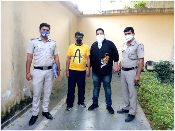 Extortion syndicate running from Rohini jail busted, nine arrested
