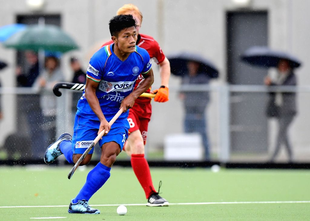 Extremely fortunate to play alongside Manpreet Singh in the Indian team. - Manpreet Singh