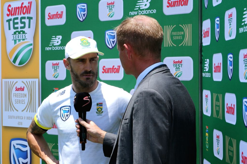 Faf du Plessis. (Photo: BCCI/IANS) (Credit Mandatory)