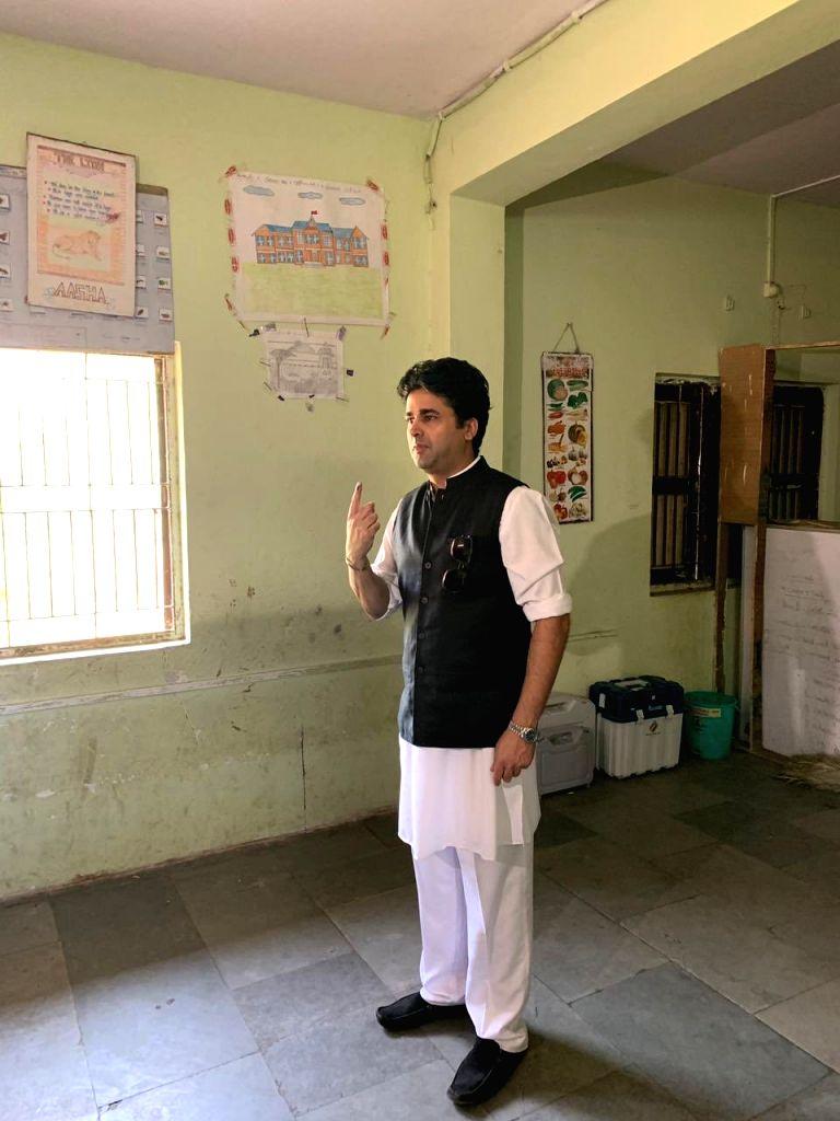 Faisal Patel. (File Photo: IANS) - Patel