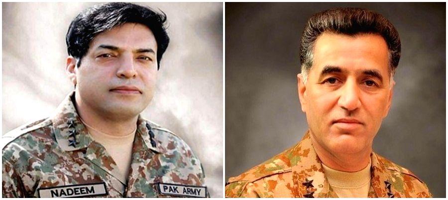 Faiz Hameed posted as Peshawar Corps Commander, Naveed Anjum new ISI Chief