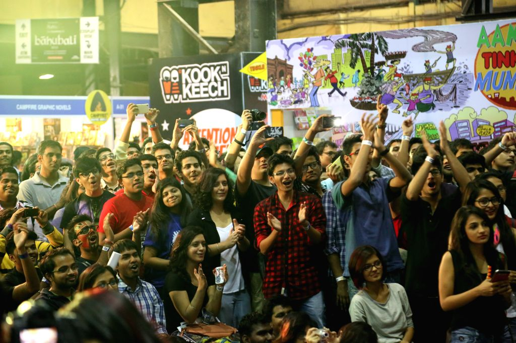 Fans at MFCC 2014
