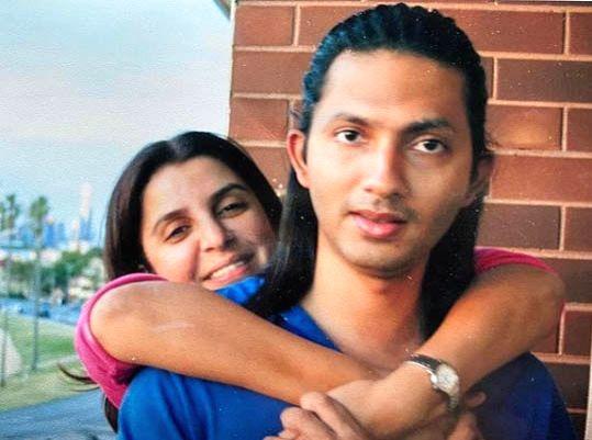 Farah posts funny birthday wish for 'ok husband' Shirish Kunder.