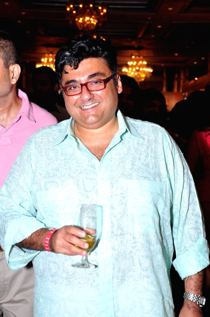 Farhad Samar during ELLE Carnival for a Cause 2014 event in Mumbai on 18 May 2014.