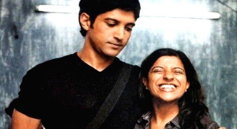Farhan Akhtar and Zoya Akhtar. (Photo Courtesy: Instagram) - Farhan Akhtar