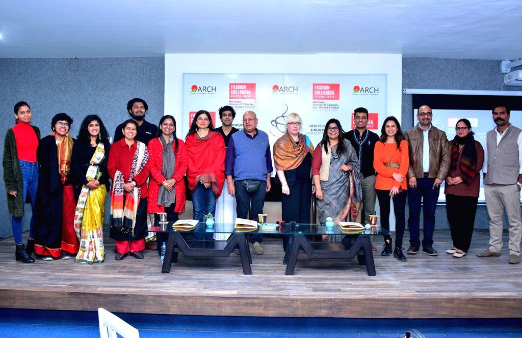 FASHION COLLOQUIA 2020 to India