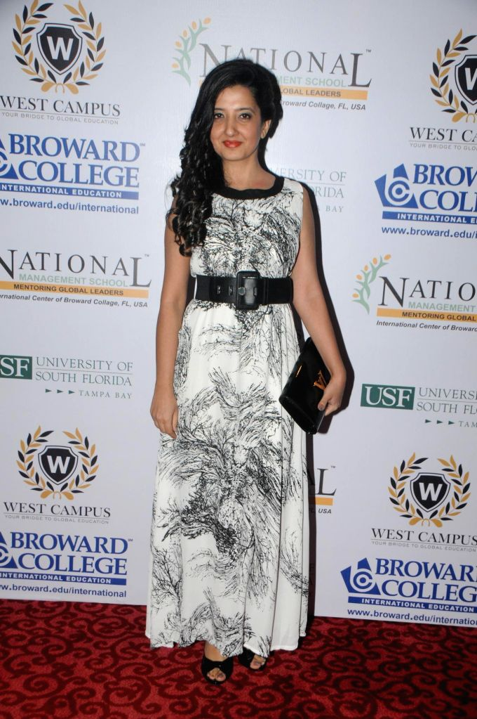 Fashion designer Amy Billimoria during the program is a huge advantage for Indian students interested in an American bachelor's degree, because they would spend the first two years of their program ..