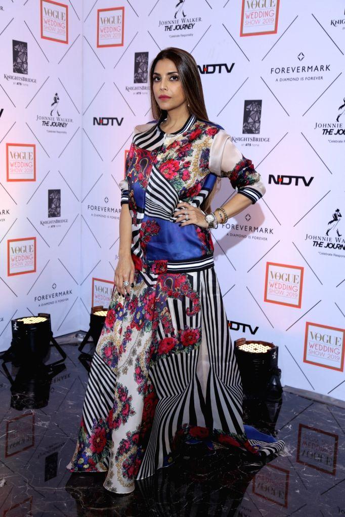 Fashion designer Falguni Pathak. - Falguni Pathak