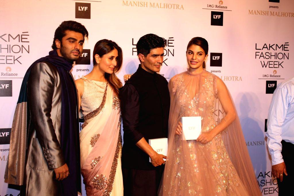Lakme Fashion Week S/R 2016: Opening show Manish Malhotra