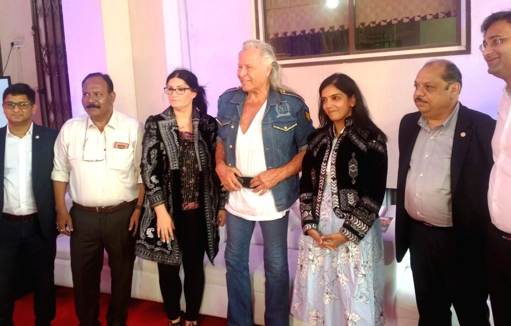 : Fashion Moghul Peter Nygard in Jaipur on Oct 23, 2018. (Photo: IANS).