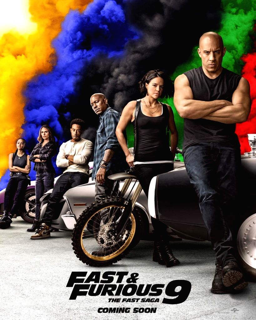Free Photo: fast & furious 9 poster