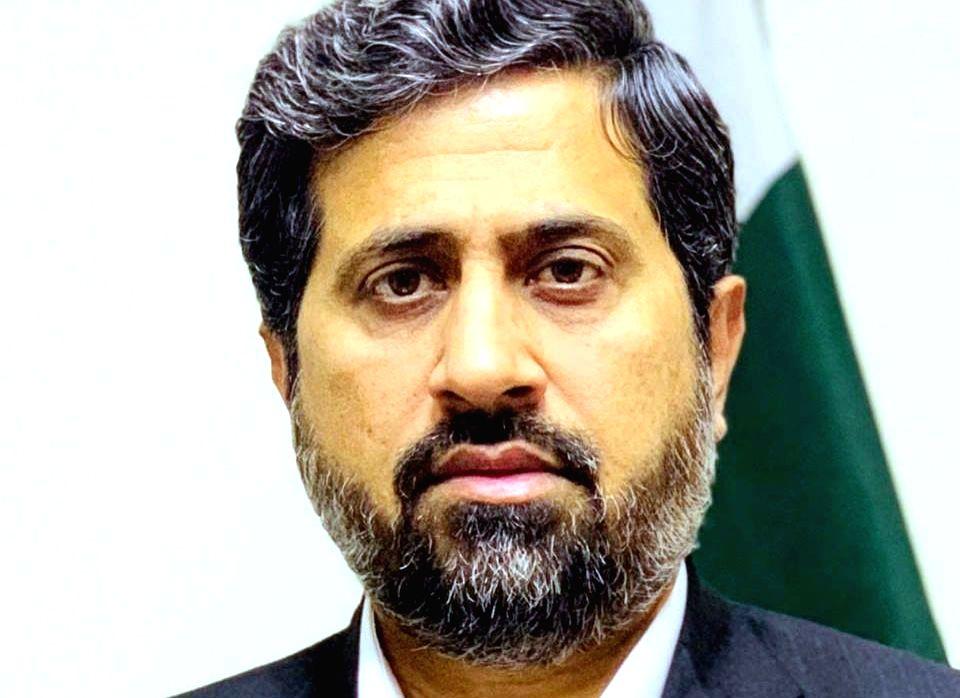 Fayyaz ul Hassan Chohan.