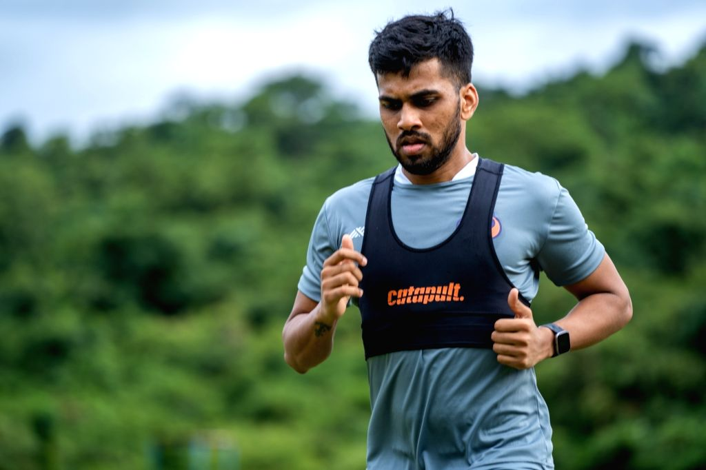 FC Goa commence training for 2020/21 season.