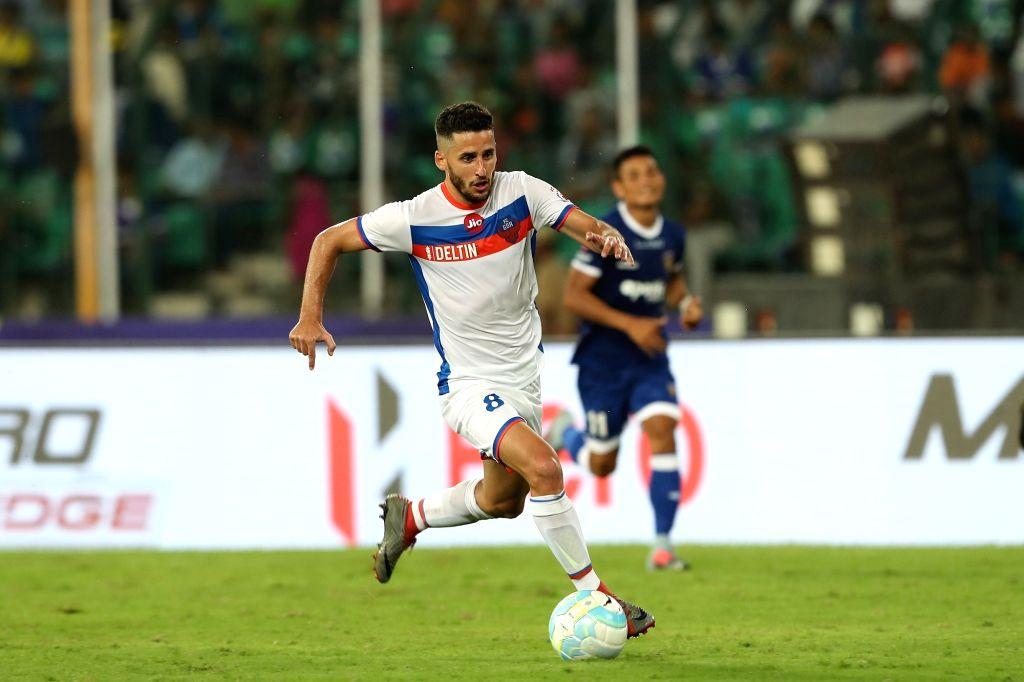 FC Goa's Ferran Corominas. (File Photo: IANS)