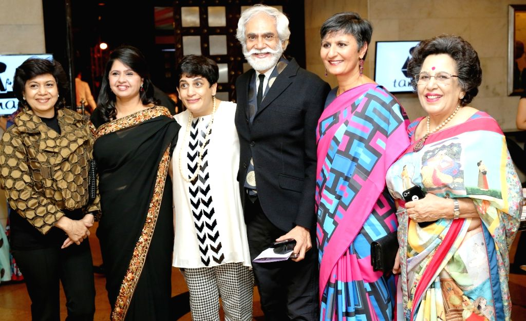 "FDCI President Sunil Sethi  at ""Unity in Diversity"" - FDCI's annual fashion show in New Delhi on Sept 16, 2018."
