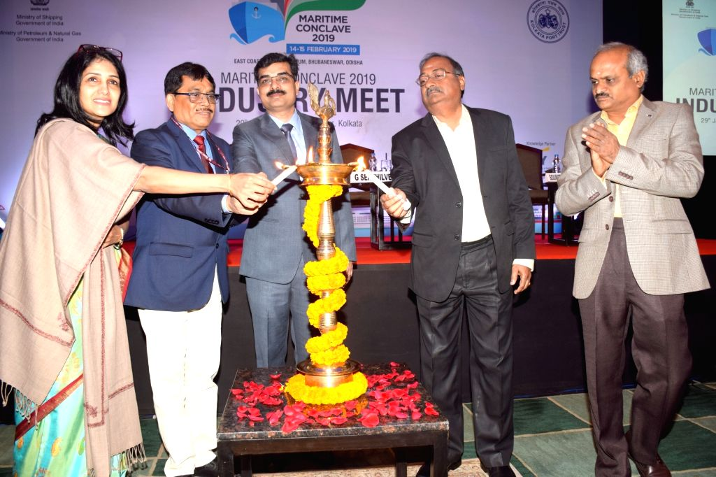 Federation of Indian Chambers of Commerce and Industry (FICCI) Director (Infrastructure) Neerja Singh, Ministry of Shipping Director (Port) Arvind Chaudhary, Kolkata Port Trust (KoPT) ... - Neerja Singh, Arvind Chaudhary and Vinit Kumar