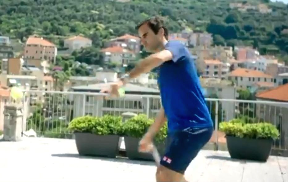Federer to send 'rooftop tennis' sensations to Nadal's academy.