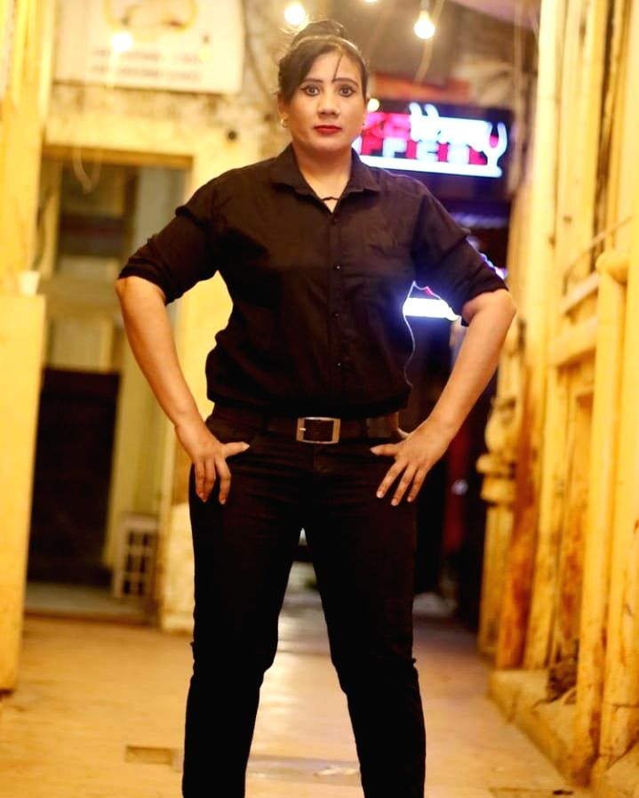 Female bouncer Mehrunisa: A 'punch' at orthodox mentality