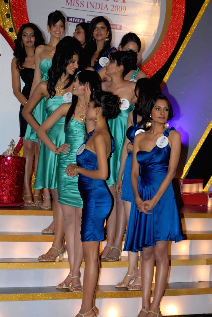 Femina Miss India contestants unveiled.