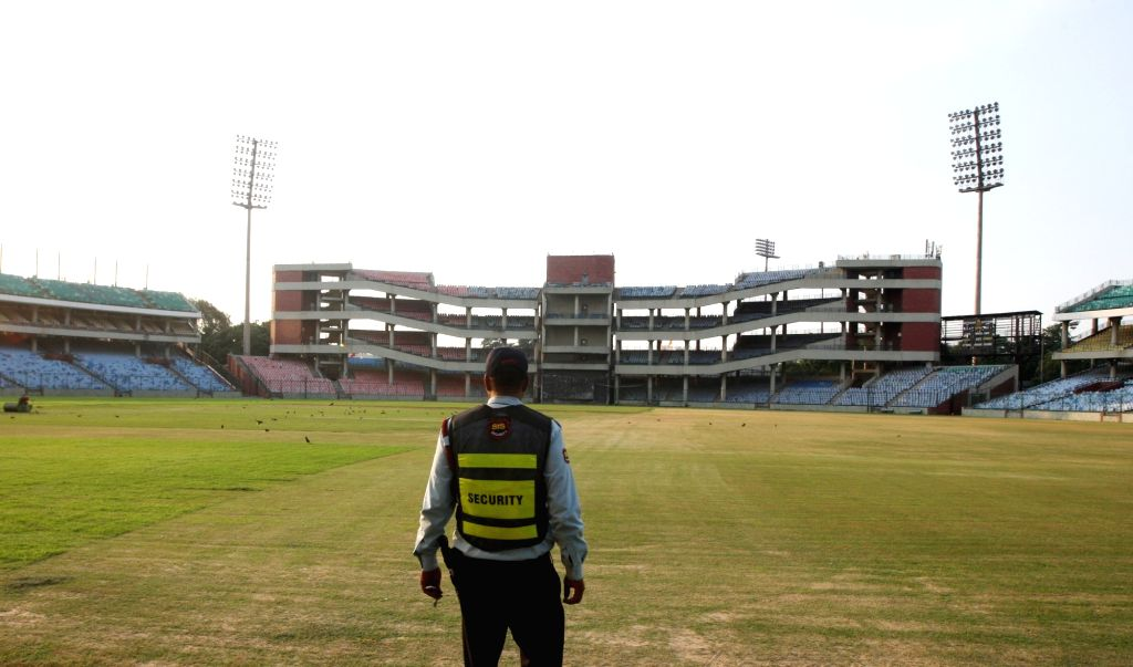 Feroz Shah Kotla Stadium. (File Photo: Bidesh Manna/IANS)