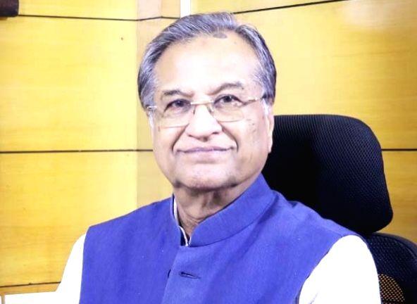 FIEO President Sharad Kumar Saraf (Photo: fieo.org  ) - Sharad Kumar Saraf