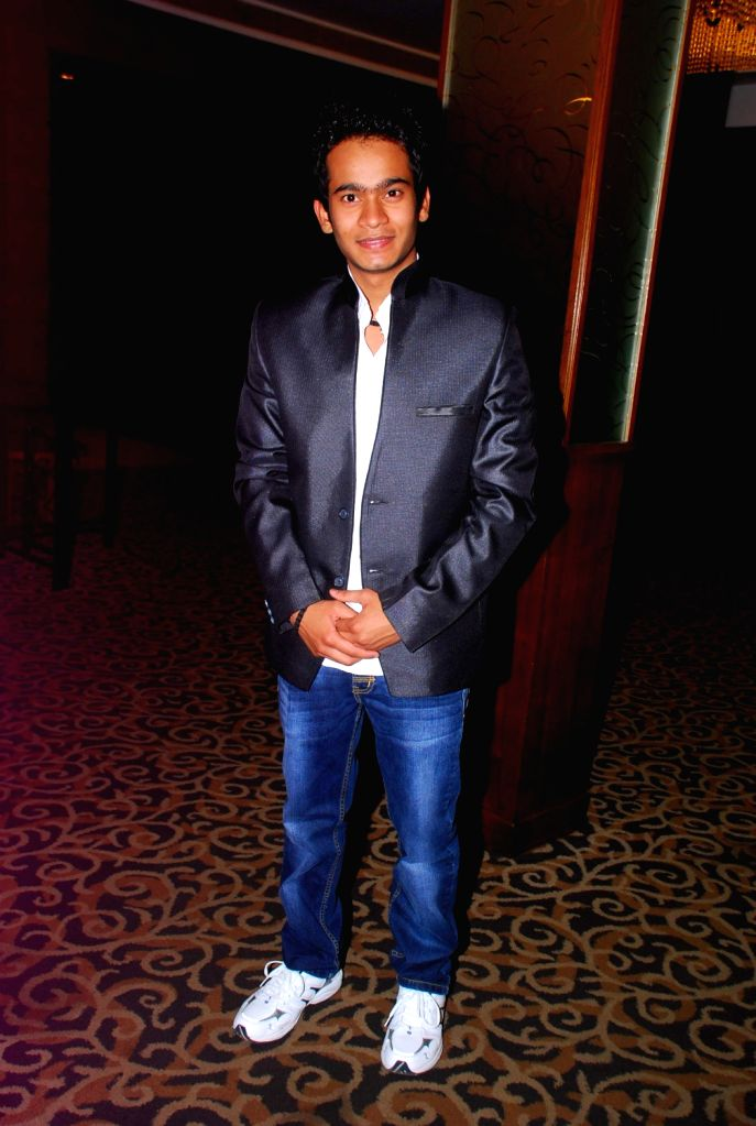Film Actor Rahul Kumar at the first look of the film Jeena Hai toh Thok Daal - Rahul Kumar
