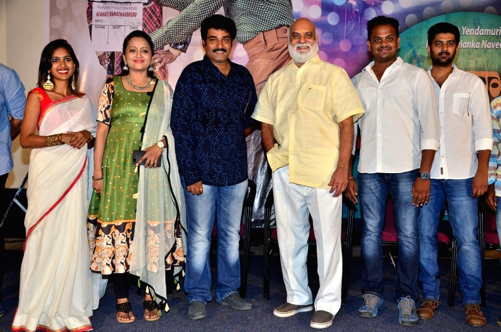 Film Alanati Ramachandrudu Press meet.